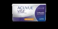 ACUVUE VITA® para astigmatismo con Hydramax®